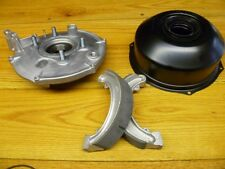 HONDA TRX 300 TRX300 TRX300FW FOURTRAX 4X4 4X2 REAR BRAKE PLATE, COVER, SHOES