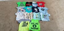 Large Lot of boys clothes, size 18 Months.