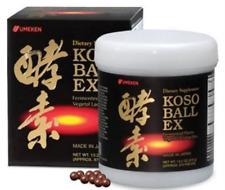 Umeken Koso Ball EX (jiao su wan) (370g) 13.2 oz 970 Pieces Made in Japan