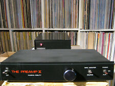 Musical Fidelity the preamp II class a con el externo Avondale power supply-mm/MC