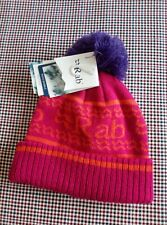 RAB SPELL OUT BOBBLE HAT : SIZE ONE 80S CASUALS HIPSTER 90S STREET CONNOISSEUR