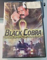 Black Cobra DVD Brand New Sealed
