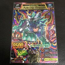 Strong Animal Kaiser Maximum (SAKM) Version 4 Ultra Rare Card - Admiral Eraser