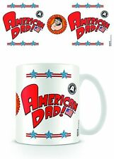 *NEW* OFFICIAL American Dad (Logo) - MUG BY PYRAMID MG22776