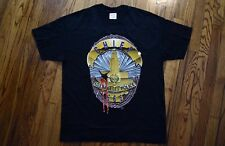 on with the Body Count LAPD Cop Killer Ice-t vintage 90s hip hop metal T-shirt