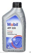 Mobil Oil 1l Lenkgetriebeöl Hydrauliköl ATF II D Rot Fiat Merdedes BMW Ford VW