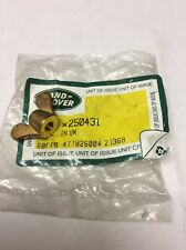 Genuine Land Rover Series 1,2,2a,3 Wing Nut For Battery & Oil Filter - 250431