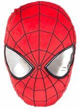 Character World Disney Spiderman Web Shaped Cushion