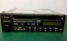 2000-02 Mitsubishi Galant Infinity Radio Cd Player MR472958 CQ-JB1911LA P913