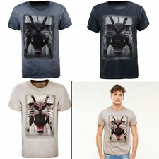 Short Sleeve Basic Tees T-Shirts for Men's 3D