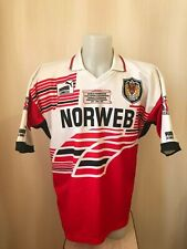 VTG Wigan 1994/1995 Home Size L Puma Rugby shirt jersey maillot WORLD CHAMPIONS