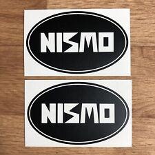Nissan NISMO Stickers Vinyl Decal Black JDM Drift Skyline S13 S14 S15 R32 R33