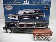 1:18 PrecisionMin. 1966 Cadillac Landaulet Leichenwagen Landau Hearse