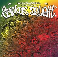 NIGHTMARES ON WAX smokers delight (CD) WARP CD 36 downtempo, acid jazz, dub