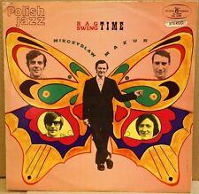 MIECZYSLAW MAZUR - Ragtime Swing - LP Polish Jazz