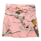 Realtree Pink Camo Girl's Skirt, Youth Camouflage