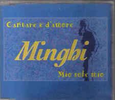 Minghi-Mio Sole Mio cd maxi single