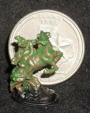 Dollhouse Miniature Grecian Horse 'Bronze' Statue / Statuette 1:12 #A4118