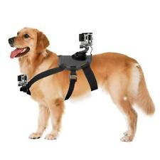 Arnés del perro detrás de Montaje para GoPro Hero 4/3 +/3/2/1 SJCAM SJ5000+ SJ4000 Correa De Mascotas