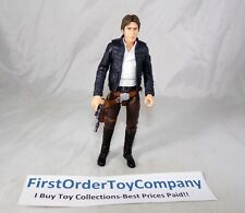 "Star Wars Black Series 6"" Inch Bespin Han Solo Loose Figure COMPLETE"
