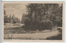 (66013) AK Grünstadt, Partie im Park 1913