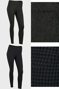 NEW EX CHAINSTORE LADIES JEGGINGS/ LEGGINGS/ TROUSERS WORK/ OFFICE SIZE S-XL
