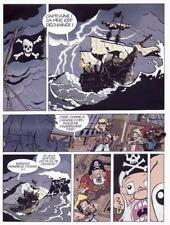 Junior l'aventurier T.3 ; pirates les prisonniers de Mou'anui