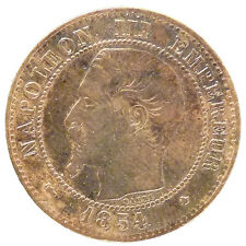 Monnaies, Second Empire, 2 Centimes Napoléon #11548