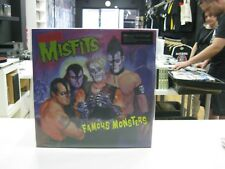 Misfits LP Europe Famous Monsters 2018 180gr. Audiophile Black Vinyle