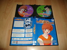 KIMAGURE ORANGE ROAD SEGUNDA TEMPORADA ANIME EN DVD CON 10 EPISODIOS BUEN ESTADO