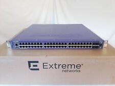 Extreme Networks X460-48t L3 Switch / 48x 1gb / SS V80 / Core / MPLS / PN:16402
