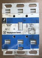 Westinghouse Advantage Eaton Cutler-Hammer W201K5Cf Contactor Size 5 270 Amps
