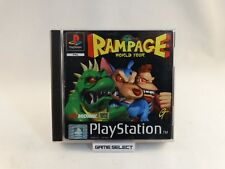 RAMPAGE WORLD TOUR PLAYSTATION 1 2 3 ONE PS1 PS2 PS3 PAL EUR ITALIANO COMPLETO