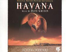 CD DAVE GRUSINhavanaSOUNDTRACK VG++(A2884)