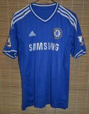 Chelsea London England 2013 2014 Home Football Shirt Jersey Adidas