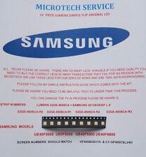 Samsung D2GE-400SCA-R0 D2GE-400SCA-R1 D2GE-400SCA-R2 2013SVS40F 12 Pièces DEL