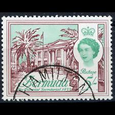 BERMUDA 1962-68 5s Colonial Secretariat. SG 177. Fine Used. (AX460)