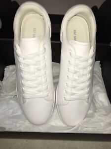 Brand New In Box Raf Simons Faux Leather Orion Sneakers Trainers UK8 EU42 US9