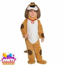 Baby Playful Pup Toddler Animal Costume Fancy Dress Infant Jumpsuit 6-12mths
