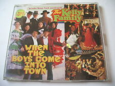 The Kelly Family  -  When The Boys Come Into Town     (Single CD)
