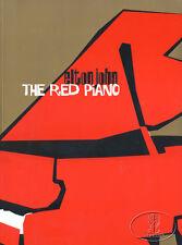 ELTON JOHN 2004-09 Red Piano Concert Program Programme Book Las Vegas