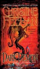 DARK DEMON ~ CHRISTINE FEEHAN ~ LARGE PAPERBACK ~ A CARPATHIAN SERIES NOVEL