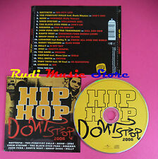 CD Hip Hop Don't Stop 2 compilation 2pac Common Akon Kanye West Nelly no mc(C35)