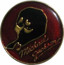 Michael Jackson Pins PORTRAIT Badge Pin Collection
