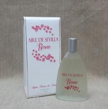 Aire de Sevilla Agua Fresca de Rosas 5 oz /150ml Natural Spray Perfume for Women