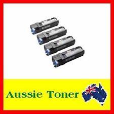 4x Premium Toner Cartridges for DELL 2150cn 2150cdn 2155cn 2155cdn 2150 printer
