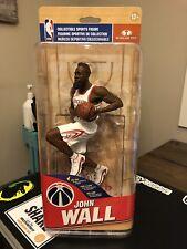 McFARLANE NBA SERIES 31 ERROR JAMES HARDEN JOHN WALL PACKAGING SSP RARE ROCKETS