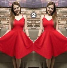 Bianca Spaghetti Skater Dress F4 (2)