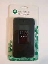 Motorola Flip Cell Phone Case for Droid Turbo NEW