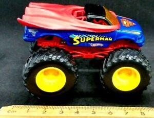 Hot Wheels Monster Jam Monster Truck Superman #39 2003